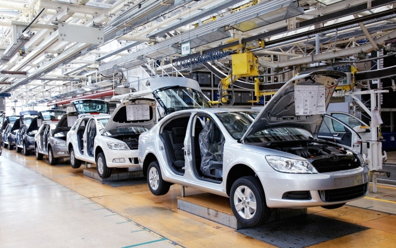 Car production has declined by 21.7% in Russia in April 2016