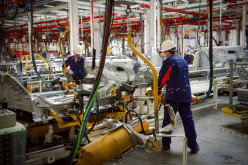 Car production will increase by 7% in 2017, according to the prediction of the Russian Ministry of Industry and Commerce