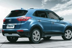 The assembly of Hyundai Creta crossovers has started in Russia