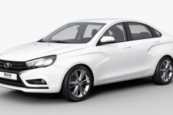 AVTOVAZ has started the serial production of Lada Vesta