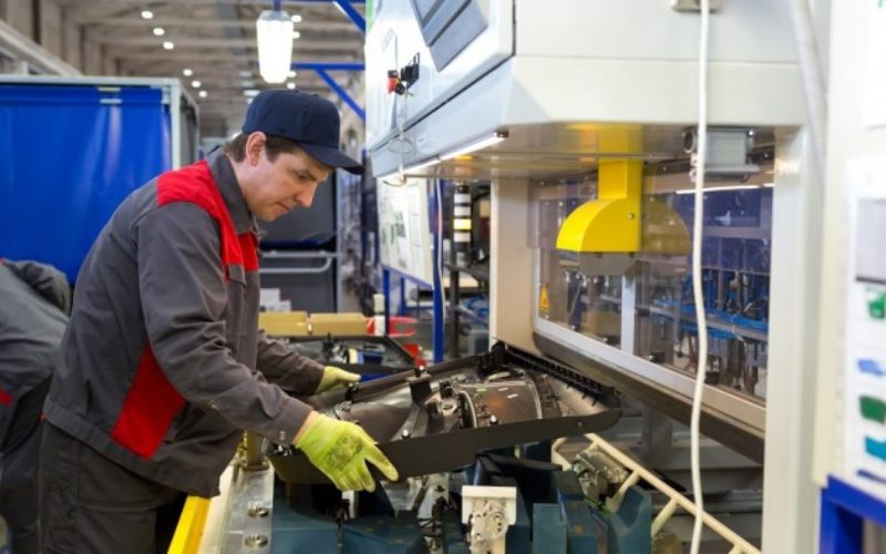 A plastic car component factory has been opened in Moscow Region