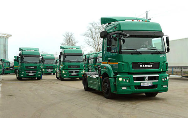 KAMAZ plans to export more trucks to non-CIS countries