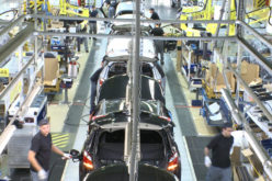 St. Petersburg automotive industry has grown by 23% in April