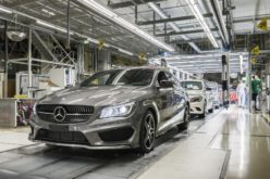 Mercedes-Benz has signed the agreement on the Greater Moscow plant