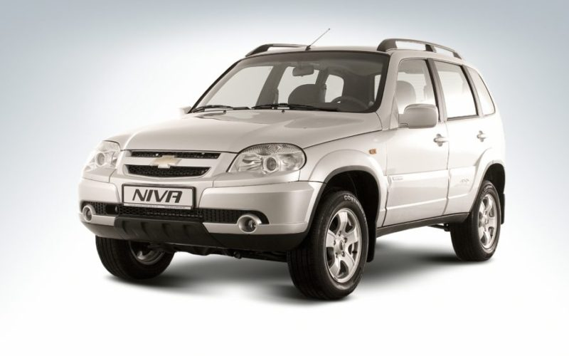 GM-AVTOVAZ has localised Chevrolet Niva by 95%