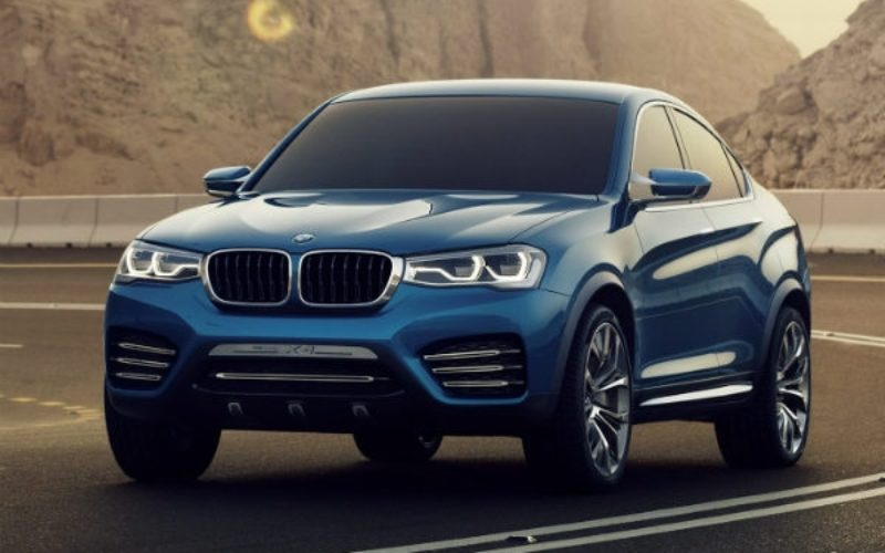 Avtotor has started the assembly production of BMW X4