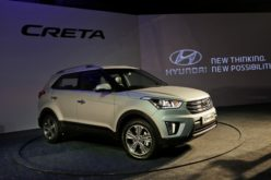 Hyundai Russia has started the serial production of Creta crossover
