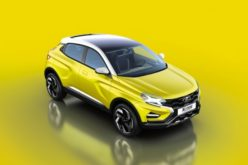 AVTOVAZ has presented its conceptual crossover XCODE Concept