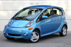 Mitsubishi i-MiEV electric car has left the Russian market
