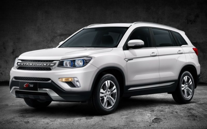 Chinese manufacturer Changan has started serial crossover assembly in Lipetsk region