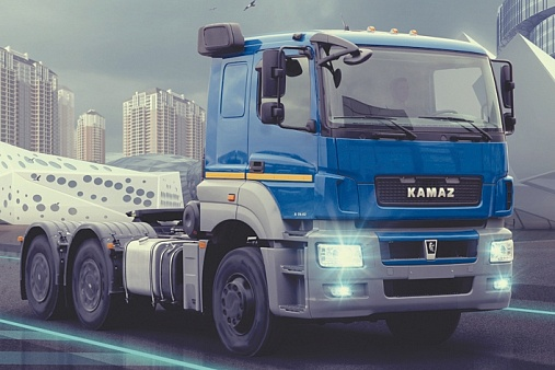 Russian truck market - KAMAZ trucks - revenue of KAMAZ