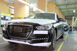 Avtotor has started the production of the Genesis G90 premium sedan