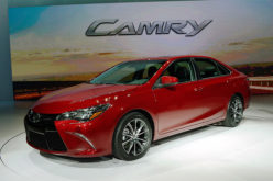 Toyota will start the production of new Camry in Russia in November