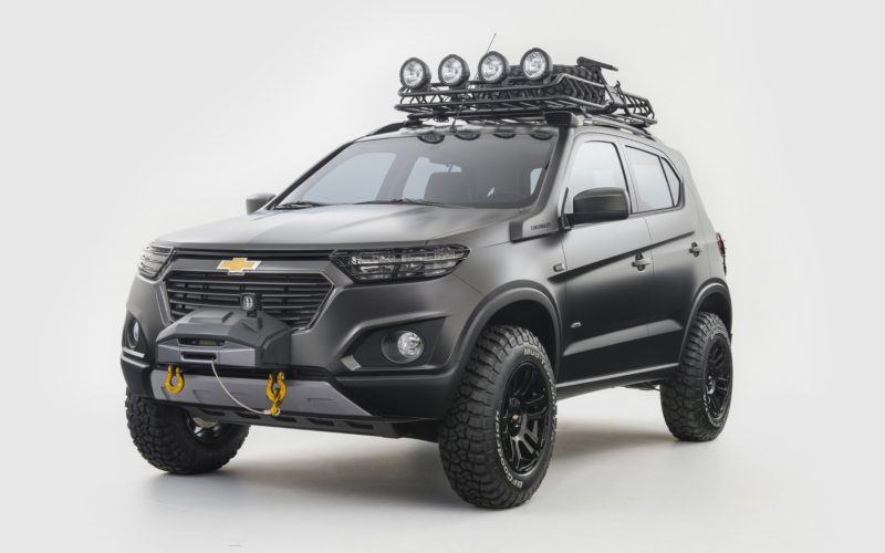 Avtovaz develops a new engine for Chevrolet Niva