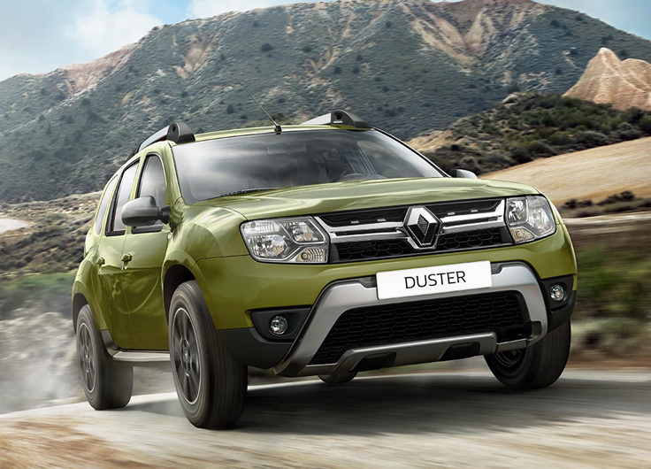 Renault Russia - Duster - mongolia