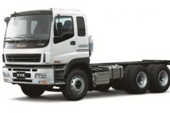 Isuzu is getting ready for the launch of heavy truck production in Ulyanovsk