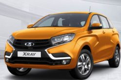 The production of LADA Vesta and XRAY has started in Kazakhstan