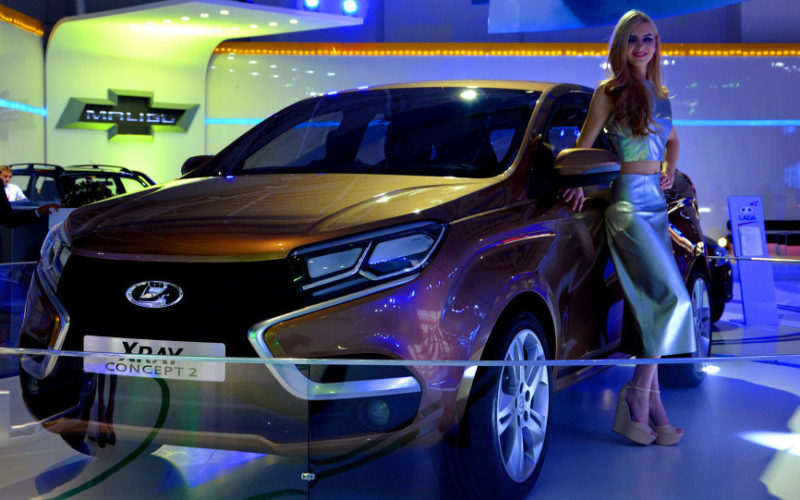 AVTOVAZ sales up by 22% in May