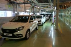 Car manufacturers are downsizing their model ranges in Russia