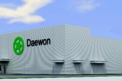 Daewon will open its second factory in Russia