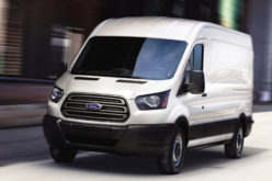 Ford Transit has become the leader amongst foreign brand LCVs in Russia in 2016