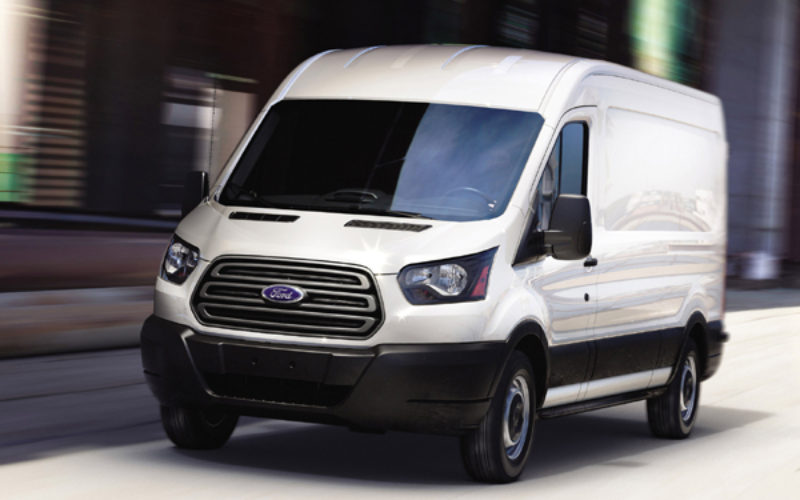 Ford Transit remains the bestseller amongst the foreign LCV brands