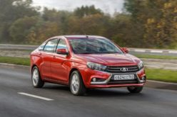 Market share of Lada reached 20% in 2016