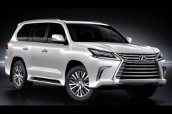 Lexus has set a new sales record in Russian market in 2016