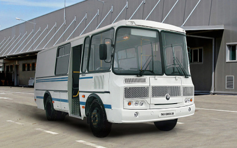 Russian new bus market has grown by 16% in 2016