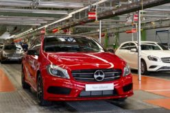 Mercedes-Benz will start the construction of a factory in Moscow Region in 2018