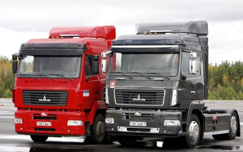 Russian truck market grew by 13.4% in 2012
