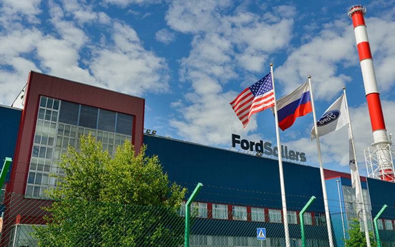 Ford Sollers is opening its engine factory