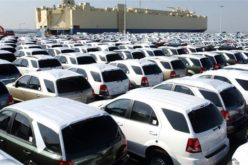 Automobile imports have gone down by 15.3% in Russia during the first four months
