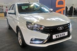 Avtovaz will start Lada Vesta production in September 2015
