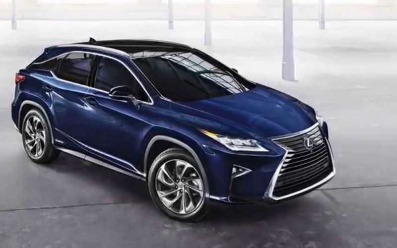 Lexus Rx Has Become The Leader Of The Premium Segment Of