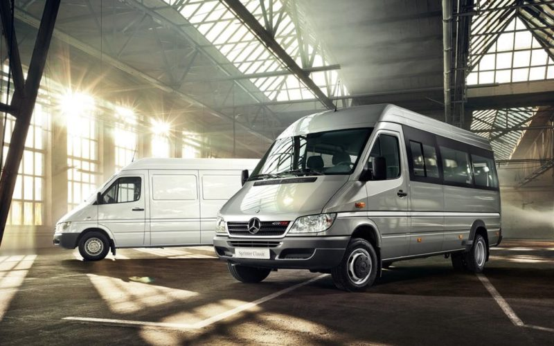 Daimler has suspended LCV production in Russia due to lack of components