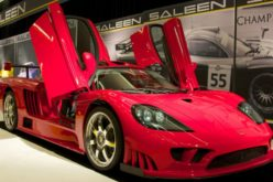 3000 hp supercar Saleen S7 has been put on the Russian market