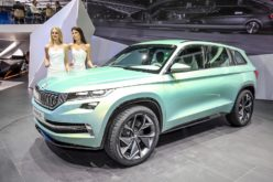 Skoda Kodiaq production will start in Russia in 2018