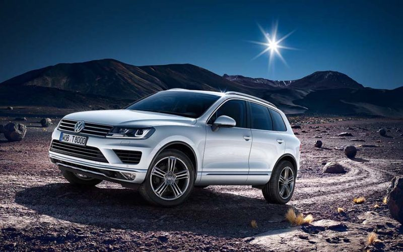 Record sales of Volkswagen in September in Russia