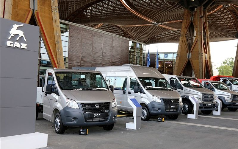 The new commercial vehicle market has shrunk in 2015