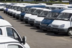 Russian LCV market has shrunk by 5.4% in November 2012