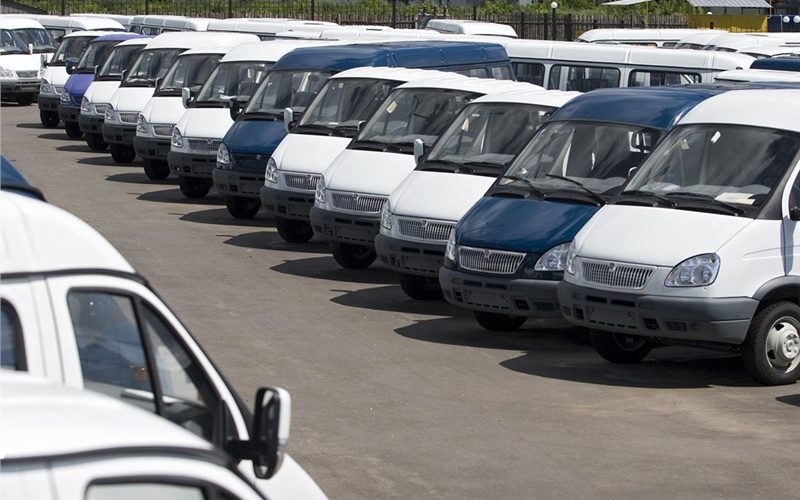 Russian LCV market grew by 2.7% in 2012