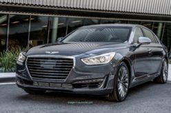Genesis has broken a sales record in the Russian market in March