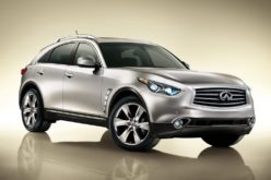 Infiniti sales up by 27% in Russia by the end of the first quarter