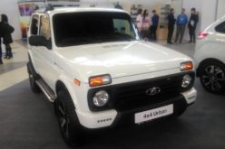 2.5 million Lada 4×4 have been manufactured in 40 years