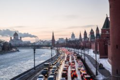 There are 285 cars per 1000 people in Russia