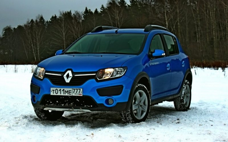 Renault plans to update its model range in Russia until 2022