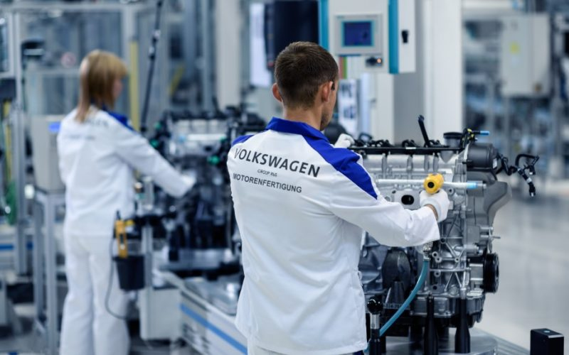 VW Group Rus will begin to supply EU with engines made in Russia