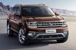 VW will introduce a new crossover Teramont  to the Russian market