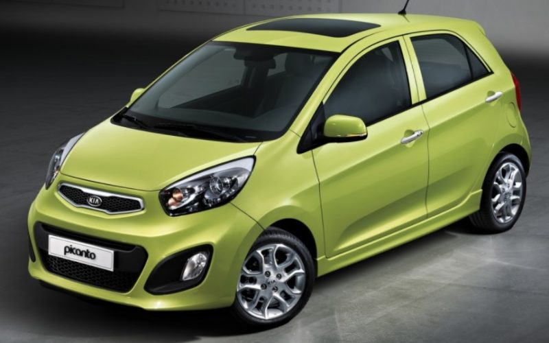 Avtotor has started the production of renewed Kia Picanto